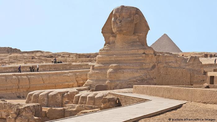 Ägypten Pyramiden von Gizeh