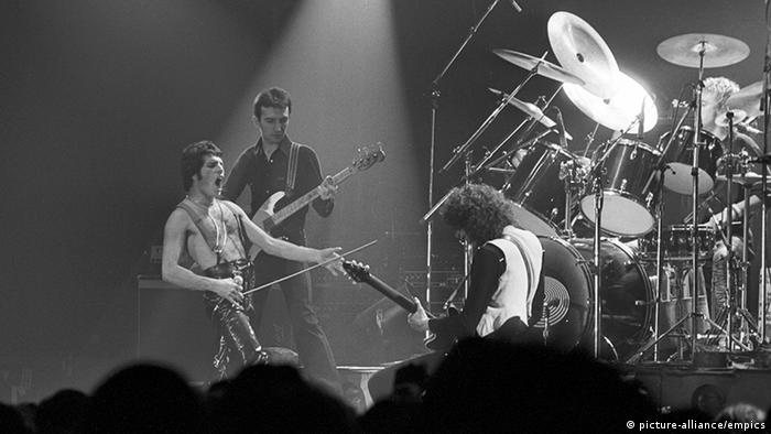 Queen Konzert in Hamburg (Foto: dpa)