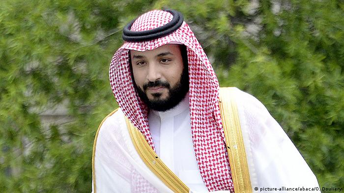 Saudi Arabia: Mohammed bin Salman