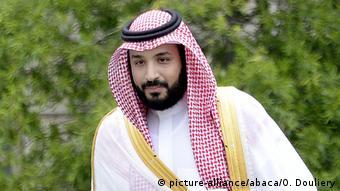 Saudi Arabien Mohammed bin Salman Verteidigungsminister