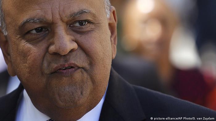 Pravin Gordhan, Jacob Zuma, Finance Minster, News, Malusi Gigaba, South Africa,