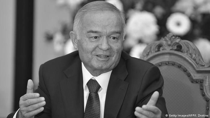 Іслам Карімов помер на 79-му році життя