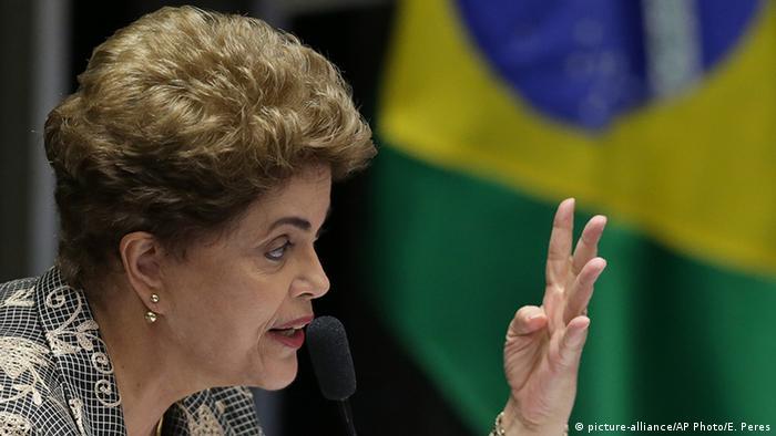 Os fatores que levaram à queda de Dilma