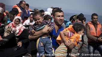 6,6 εκατομμύρια πρόσφυγες θέλουν να συνεχίσουν το ταξίδι τους προς την Ευρώπη