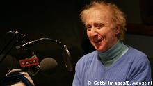 ARCHIV 2007 *** NEW YORK - MARCH 16: Gene Wilder speaks talks his new book My French Whore on The Leonard Lopate Show at WNYC Radio studios March 16, 2007 in New York City. (Photo by Evan Agostini/Getty Images) © Getty Images/E. Agostini