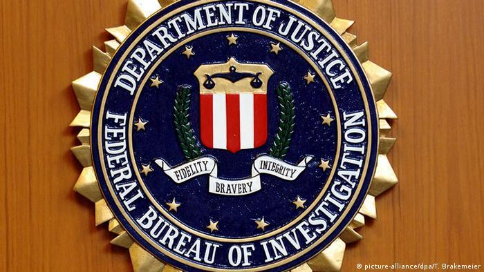 Logo del FBI