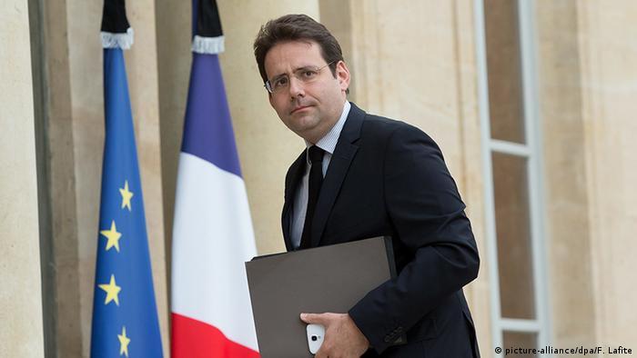 Frankreich Matthias Fekl (picture-alliance/dpa/F. Lafite)