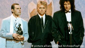Brit Awards 1990, Copyright: picture-alliance/United Archives/TopFoto