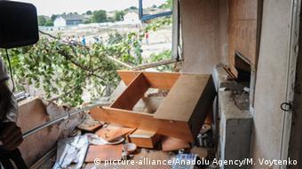 Розгромлене помешкання ромів на Одещині (архівне фото)