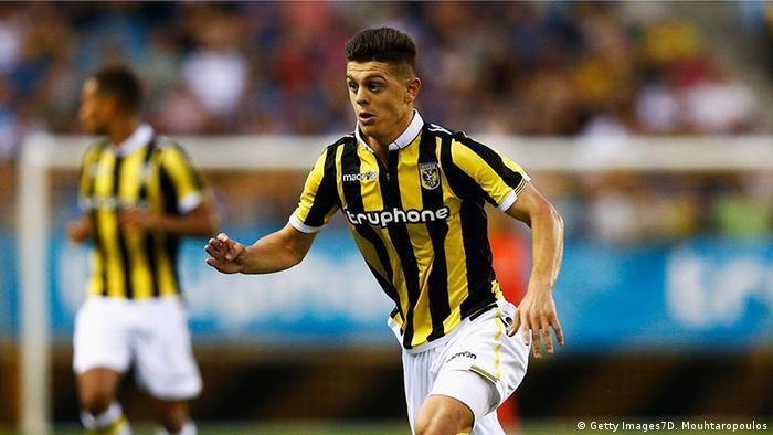 Albanien Milot Rashica Fußballspieler Vitesse Arnhem