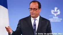Frankreich Hollande Rede zur Außenpolitik