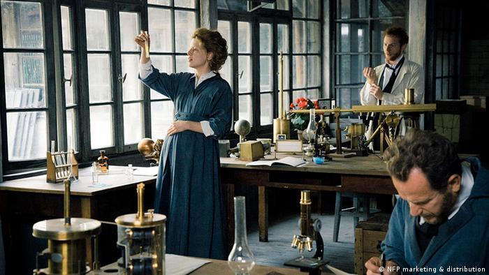 Filmszene aus Marie Curie (Foto: NFP marketing & distribution)