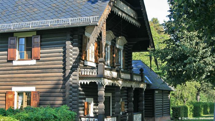 Двухэтажный дом номер 3 в Александровке