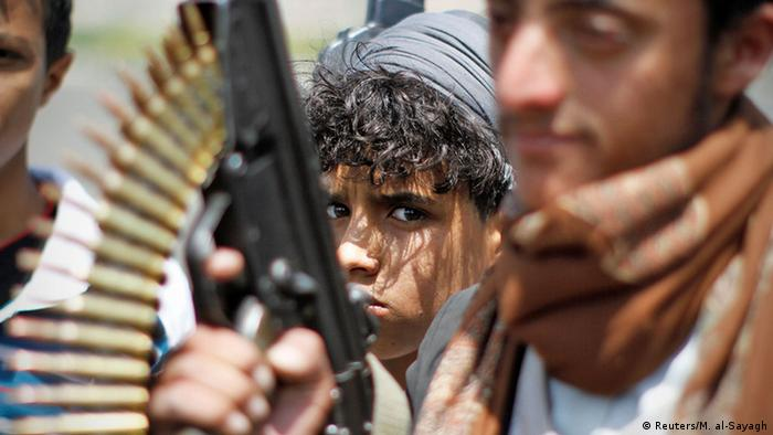 yemen conflict explained