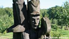 Alexandrowka Potsdam - Holzsoldaten