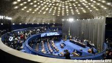 Brasilien Senat - Amtsenthebungsverfahren Dilma Rousseff