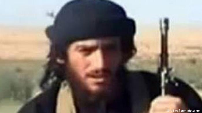 Abu Mohammed al-Adnani Pressesprecher Islamischer Staat