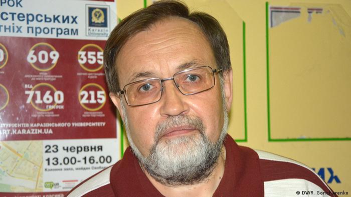Ukraine Olexandr Kisilow aus Charkiw