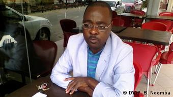 Angola Manuel Fernandes Vizechef der Partei CASA-CE