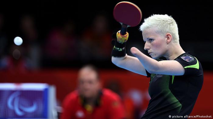 Deutsches Paralympics-Team