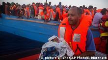 EU Libyen Migranten