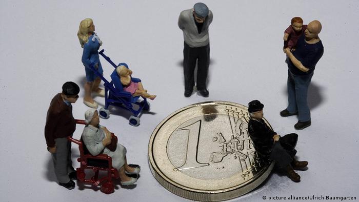 Symbolbild Deutschland Kinderarmut