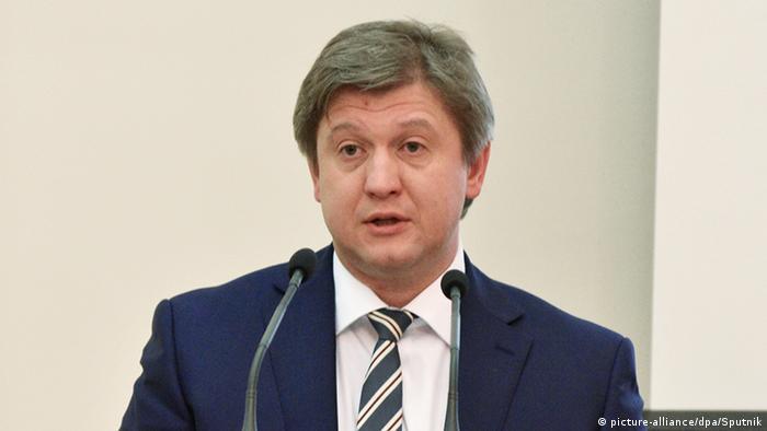 Колишній секретар РНБО Олександр Данилюк заявив, що до відставки його підштовхнула ситуація навколо Приватбанку