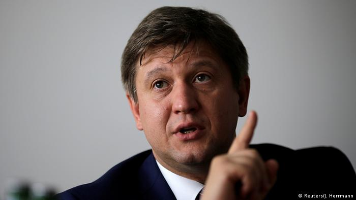 Секретар РНБО України Олександр Данилюк (архівне фото)