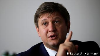 Олександр Данилюк вважає, що держава не повинна володіти дуже великою кількістю активів на банківському ринку