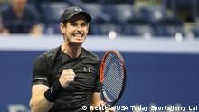 USA Andy Murray Tennis US Open