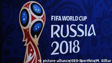 Symbolbild Fußball WM Russland 2018