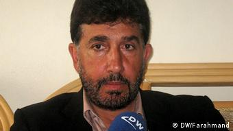 Wahid Muzhda Afghanistan-Experte aus Kabul