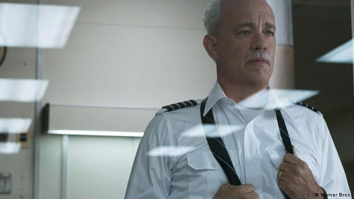 Still from 'Sully' by Clint Eastwood with Tom Hanks (Photo: Warner Bros.)