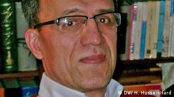 حبیب حسینیفرد، روزنامهنگار و تحلیلگر سیاسی