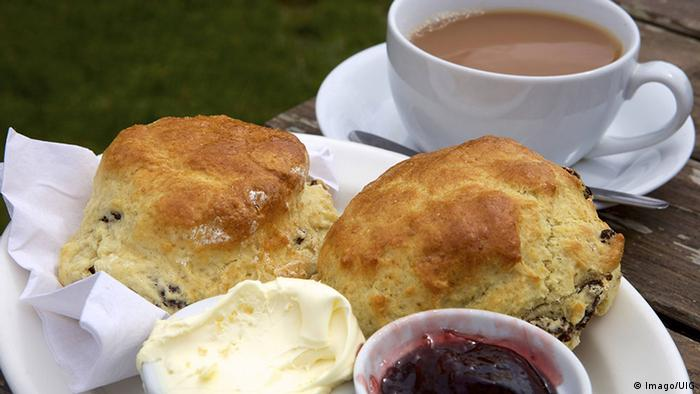 Cornish cream tea (Imago/UIG)