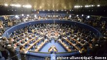 Brasilien Senat Amtsenthebung Rousseff