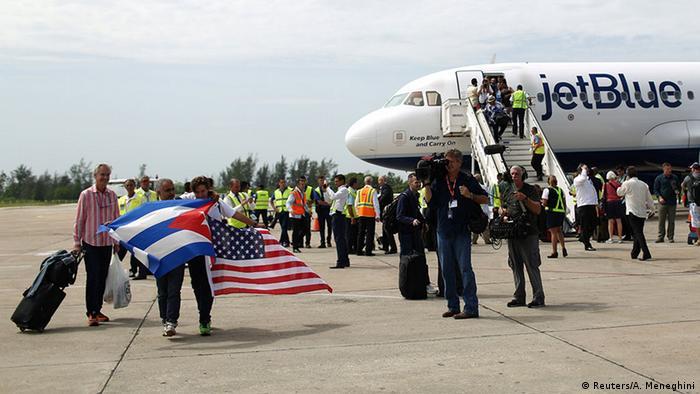 USA Kuba erste Charterflüge seit über 50 Jahren