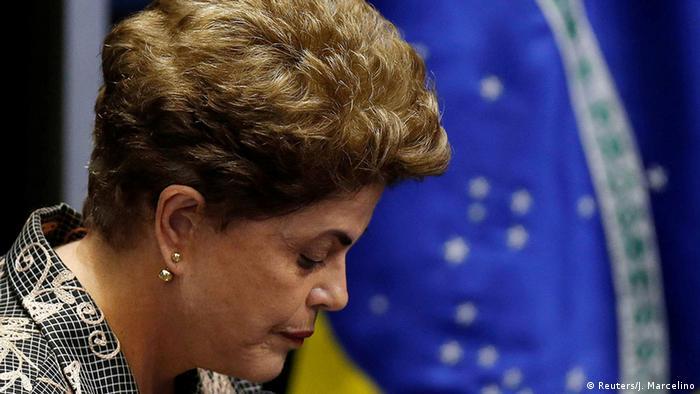 Brasilien Präsidentin Dilma Rousseff