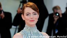 Emma Stone, Copyright: picture-alliance/abaca/A. Marechal
