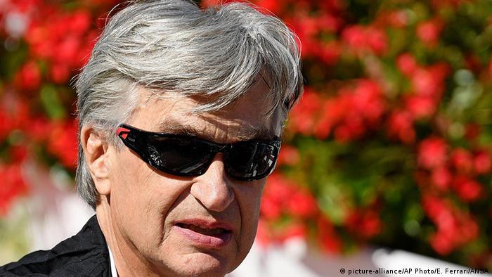 Wim Wenders (picture-alliance/AP Foto/E. Ferrari/ANSA)