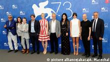 Internationale Filmfestspiele von Venedig - Jury Photo