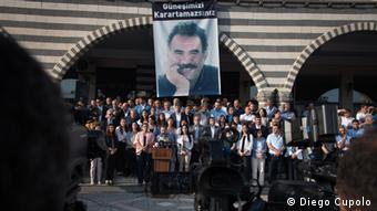 Kurdisch Hungerstreik Geschichte Abdullah Ocalan (Diego Cupolo)