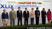 Paraguay Mercosur Gipfel
