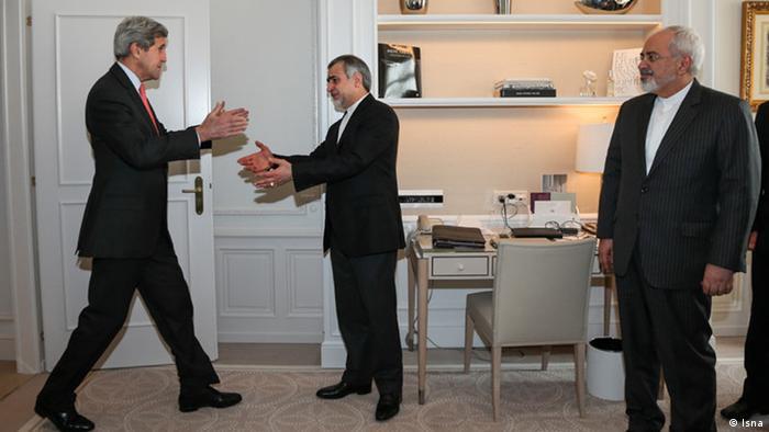 Kerry and Fereydoun