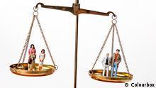 Symbolbild Gleichberechtigung