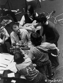 George Martin und die Bealtes