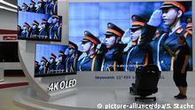 Deutschland IFA 2016 Metz Fernseher 4K-Oled Foto: Metz