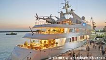 Luxus Yacht Samar
