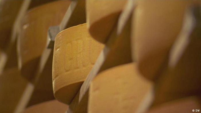 DW euromaxx Welterfolge aus der Provinz - Gruyères Käse (DW)