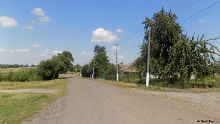 Село на Львівщиині (фото з архіву)